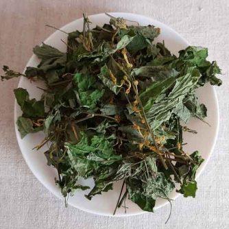 Кирказон обыкновенный (аристолохия) или кирказон ломоносовидный (трава) 50 г.