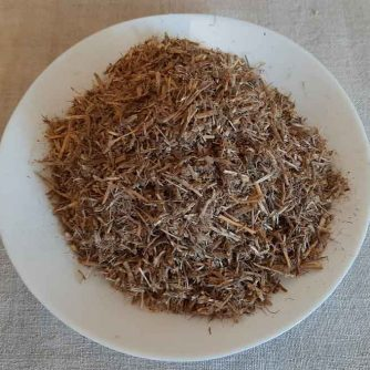 Пырей корень (дроблёный 2-4 мм) 50 г.